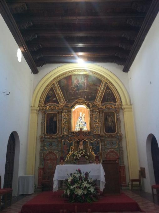 Altar Loreto