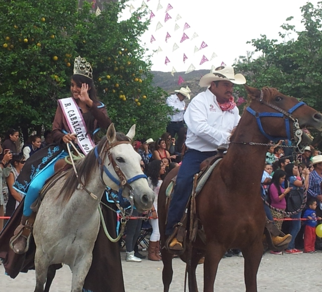San Javier Cabalgata Queen