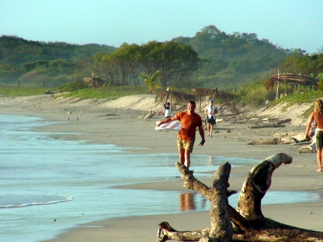 surferboy in Costa Rica