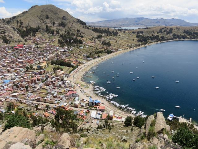 Northern Bolivia and Chipaya country
